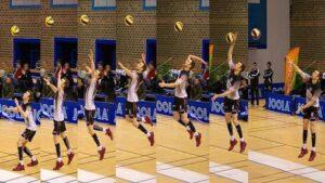 reglas básicas de voleibol