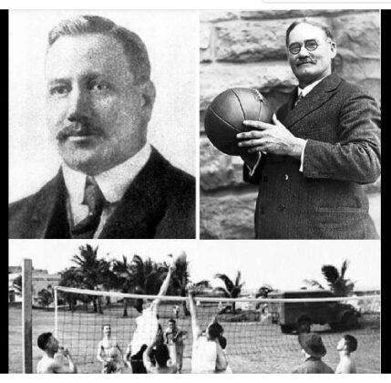 Biografia de William George Morgan creador del voleibol