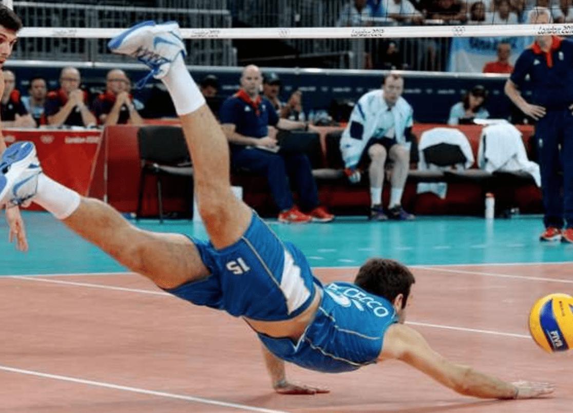 5 lesiones mas comunes en el voleibol